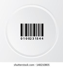 Bar code symbol,vector
