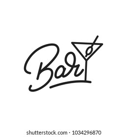 Ben noto Bar Logo Images, Stock Photos & Vectors | Shutterstock CF34