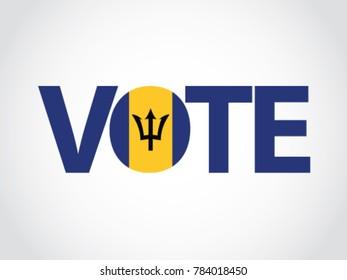 Barbados Election Vote