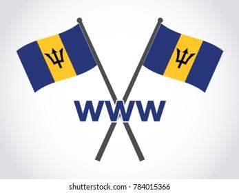 Barbados Emblem World Wide