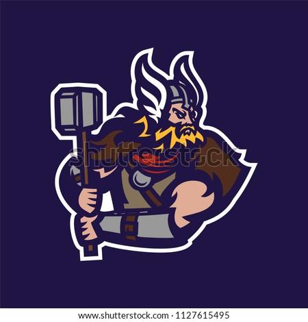 barbarian knight viking esport
