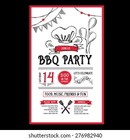 barbecue party images stock photos vectors shutterstock