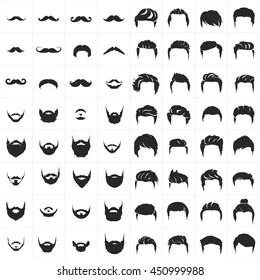 Barber Shop Logo,Labels,Badges Vintage design element.