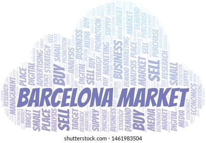 Barcelona Text Images, Stock Photos & Vectors | Shutterstock