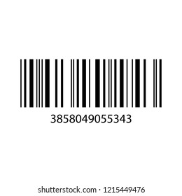 Barcode icon highlighted