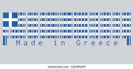 Greek Flag Logo Stock Vectors Images Vector Art Shutterstock