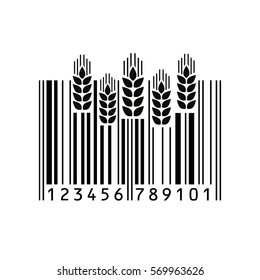 Design Barcode Stock Illustrations, Images & Vectors