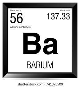 Barium Stock Vectors, Images & Vector Art | Shutterstock Barium Symbol