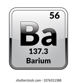Barium Images, Stock Photos & Vectors | Shutterstock Barium Symbol