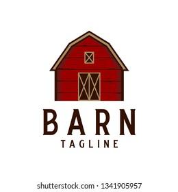Barn vintage logo