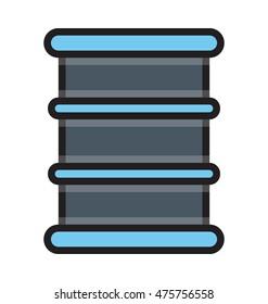 Barrel Vector Icon