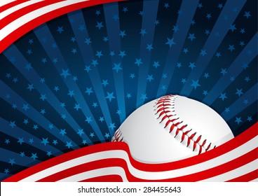 Baseball America Background