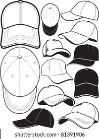 Baseball Cap Collection