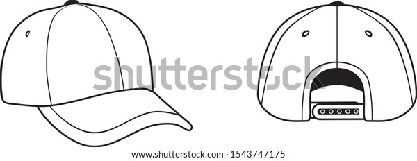 baseball-cap-corner-back-view-600w-15437