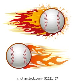 baseball design elements