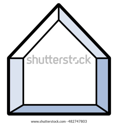 baseball home plate icon stock vector royalty free 482747803 rh shutterstock com home page icon missing home page icon windows 10