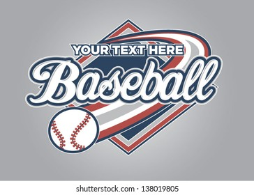 Baseball Sport Graphic