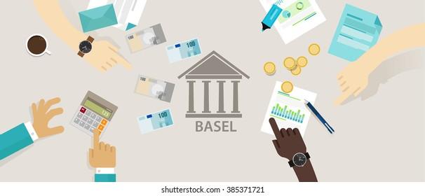 Basel accord Committee on Banking Supervision International regulatory framework for banks