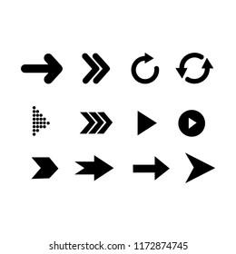 Basic arrow collection