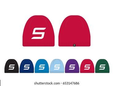 Basic Beanie // with team-wear colors