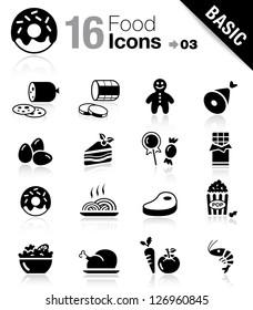 Basic - Food Icons