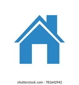 Basic home icon