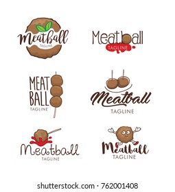 Basic RGBmeatball design logo