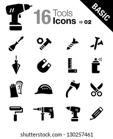 Basic - Tools and Construction icons