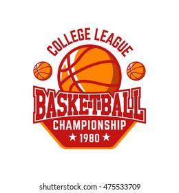 Basket Ball Logo Icon