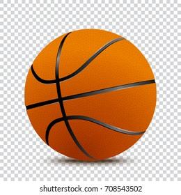 Basket ball. Vector