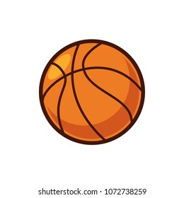 Basket Ball Vector Game Asset