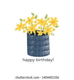 Sunflower in Basket Images, Stock Photos & Vectors