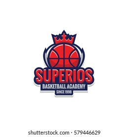 basketball badge logo