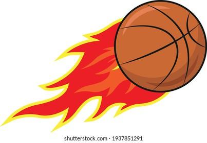 Basketball. Ball for the game.