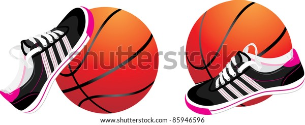 basketball-ball-trainers-shoes-vector-60