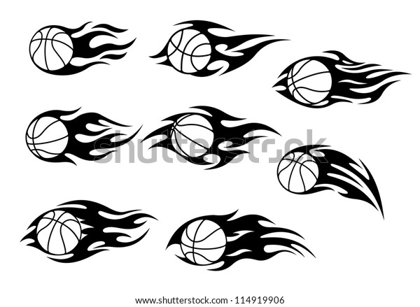 Basketball Balls Fire Flames Sport Tattoos Stock Vector Royalty Free 114919906,Lehenga Blouse Designs 2020 Front