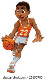 Basketball Cartoon Images Stock Photos Vectors Shutterstock