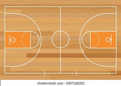 Basketball Floor Images Stock Photos Vectors Shutterstock