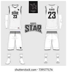 Basketball Uniform Images Stock Photos Vectors Shutterstock