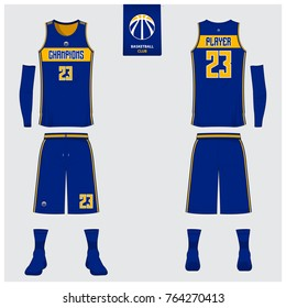 1124689a002c Basketball jersey or sport uniform