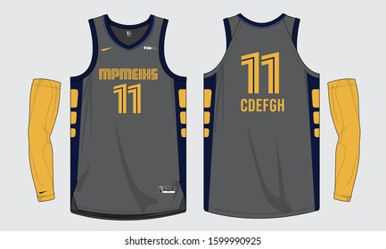 Basketball jersey uniform player sports team apparel