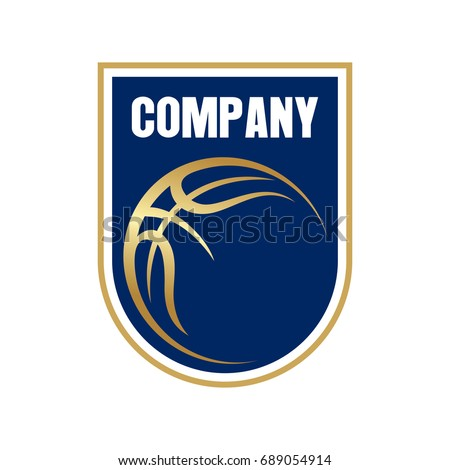 basketball logo のベクター画像素材 ロイヤリティフリー 689054914