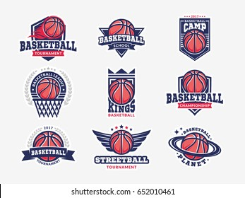 basketball logo images stock photos vectors shutterstock. Black Bedroom Furniture Sets. Home Design Ideas