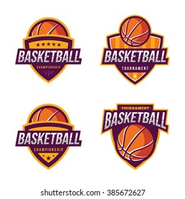 Basketball Logos, American Logo Sports
