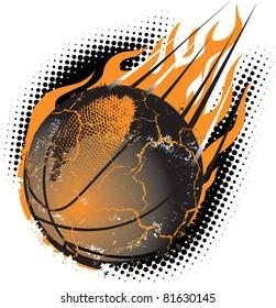 Basketball Meteor