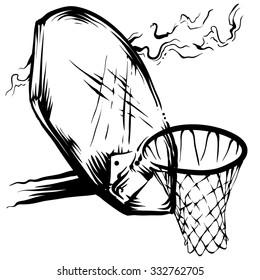 Basketball rim
