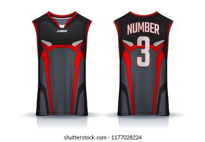 Basketball tank top design template f6db6cfcb