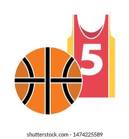 Basketball team icon. flat illustration of Basketball team vector icon. Basketball team sign symbol