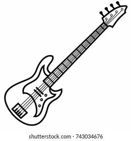 Bass Guitar Musical Instrument Electric