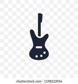 Electric Guitar Transparent Background Stock Illustrations Images Vectors Shutterstock